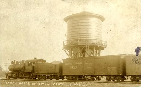 GTW Marcellus Water Tower